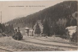 15 - LE LIORAN - Gare Du Lioran Et Puy Griou - France