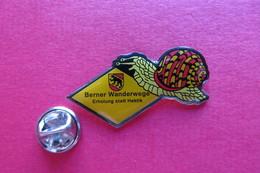 Pin's,Escargot,BERNER WANDERWEGE,Schnecke,lumaca - Animaux