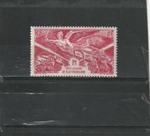 A.E.F  Neuf *  1946  Poste Aérienne N° 43  Anniversaire De La Victoire - Ongebruikt