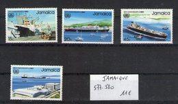 Jamaique. 25e Anniversaire De L'IMO. Bateaux - Jamaique (1962-...)