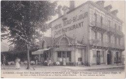 65. LOURDES. Grand Hôtel Beau-Séjour - Lourdes