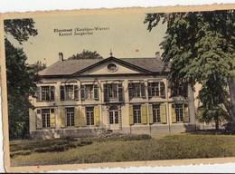 Postkaart/Carte Postale Sint-Katelijne-Waver Elzestraat - Kasteel Sorghvliet (C206) - Sint-Katelijne-Waver