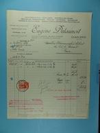 Eugène Delaunoit Charleroi /23/ - Électricité & Gaz