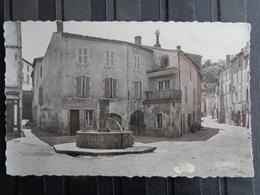 CHAMPEIX : PLACE DE LA BAREYRE ( CARTE PHOTO ) - France