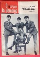 Liv. 330. Le Cas Beatles. La Semaine Vision Jeune Du Monde - People