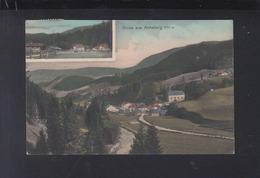 KuK AK Annaberg 1914 Nach Mattsee Anton Breitner Scheffelbund Nachlass - Österreich