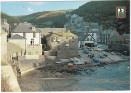 Port Isaac: SAAB 95 ('74), 2x TRACTOR, TRIUMPH 1500, LAND ROVER PICK-UP - (Cornwall) - Toerisme