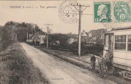 37--CHARGE--VUE GENERALE-TRAM--VOIR SCANNER - France