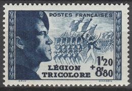 France  .    Yvert    .     565/566 ( 2 Scans )     .     **   .     Neuf SANS  Charniere  .   /   . MNH - France