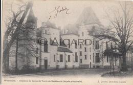 Postkaart/Carte Postale WESTMALLE Châteu Du Baron De Turck De Kersbeeck   (C223) - Malle