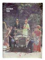 Automobilismo - Agenda Calendario 1969 - Supplemento Alla Rivista Tuttomotori - Non Classificati