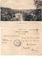 MOKA -Reduit Bridge - Cachet Octogonal De La Réunion -  (112144) - Mauricio
