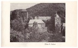1971 - Iconographie - Coubisou (Aveyron) - Le Château Cabrespines - FRANCO DE PORT - Vieux Papiers