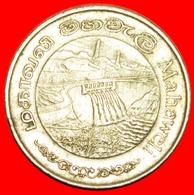 # MAHAWELI DAM: SRI LANKA ★ 2 RUPEES 1981 FAO! LOW START ★ NO RESERVE! - Sri Lanka