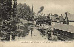 1 Cpa Bourges - Bourges