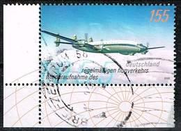 Bund 2005, Michel# 2450 O     50th Anniv. Of Resumption Of German Air Traffic - [7] République Fédérale