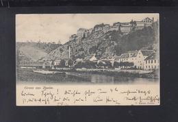 KuK Tschechien Czechoslovakia Znaim Znojmo 1906 - Czech Republic