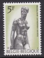 "TIMBRE NEUF DE BELGIQUE - ""ASSIA"", SCULPTURE DE CHARLES DESPIAU N° Y&T 1772 - Sculpture"