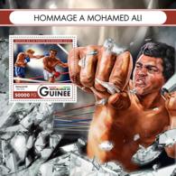 Guinea   2016  Muhammad Ali Boxing - Guinée (1958-...)