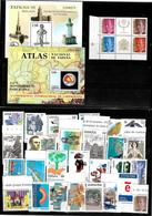 España 1995 Lote De Sellos Nuevos Sin Charnela - 1931-Hoy: 2ª República - ... Juan Carlos I
