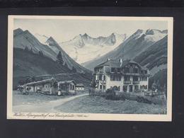 KuK AK Waltl's Alpengasthof Zur Gerlosplatte 1924 - Österreich