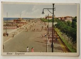 CARTOLINA  RICCIONE  1942. - Rimini
