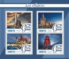 Guinea   2016   Lighthouses - Guinée (1958-...)
