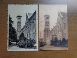 2 Kaarten Van Westmalle - Cisterzienzer Abdij --> Onbeschreven - Malle