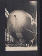 Dt. Reich AK Zepellin In Der Halle 19.8.1928 - Luchtschepen