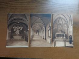 3 Kaarten Van Westmalle - Cisterzienzer Abdij --> Onbeschreven - Malle