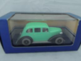 TINTIN HERGE GRAHAM SIX TINTIN EN AMERIQUE NEW IN BOX CERTIFICAT - Automobili