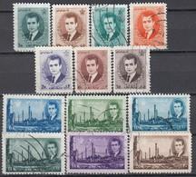 IRAN 1966 - MiNr: 1283-1298  Lot 13x  Used - Iran