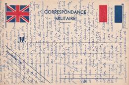 FRANCE 1939 CARTE DE FRANCHISE MILITAIRE - Poststempel (Briefe)