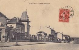 Meurthe-et-Moselle - LMunéville - Rue Des Bénédictins - Luneville