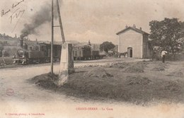 26 - Grand-Serre - La Gare - Autres Communes