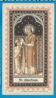 Holycard    B. Kûhlen   St. Martinus - Santini