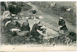 Pont-croix - Les Lavandières - Plouguerneau