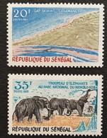 Senegal 1969 Tourism LOT - Senegal (1960-...)