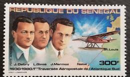 Senegal 1980 1st. Airmail Crossing Of So. Atlantic ,50th. Anniv. - Sénégal (1960-...)