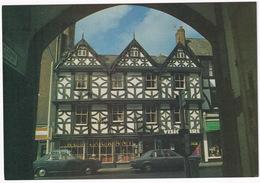 Gloucester: OPEL REKORD C 4D, VAUXHALL VIVA '70 - Robert Raikes House & Old Printing Office - Toerisme