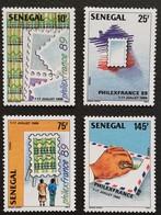 """Senegal 1989  PHILEXFRANCE """"89 - Senegal (1960-...)"""