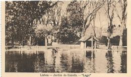 """6-LISBOA-JARDIN DA ESTRELLA""""LAGO"""" - Lisboa"""