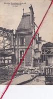 CP 59  - VALENCIENNES  -  Guerre Mondiale 1914-18 -   La Gare - Valenciennes