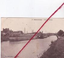 CP 59  - VALENCIENNES  -  Vue Sur L'ESCAUT  -  PENICHE - Valenciennes