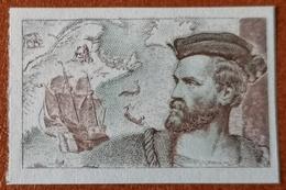 France Très Très Rare Vignette Expérimentale CaP3 N** Luxe Avec Gomme D'origine, Cote 45 E, Voir Les Deux Photos !! - Fictifs