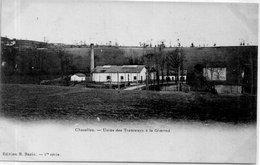 """CHAZELLES SUR LYON """"Usine Des Tramways à La Gimond"""" - Sonstige Gemeinden"""