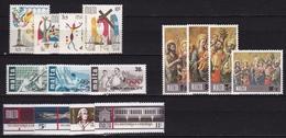 MALTA 1976 4 Different MNH Sets From 1976 Mi. 525 / 531 - 534 / 541 - Malta