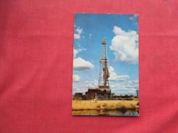 Texas Drilling Rig   Ref 3240 - Industry