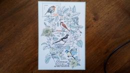 2018 - Série Nature XXXII - Oiseaux De Nos Jardins - F5239 - Neufs