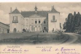 CPA - Belgique - Chaudfontaine - Château De La Rochette - Chaudfontaine